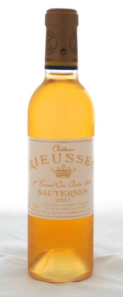 Chateau Rieussec 2001