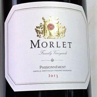 Morlet Passionnement 2013 Magnum
