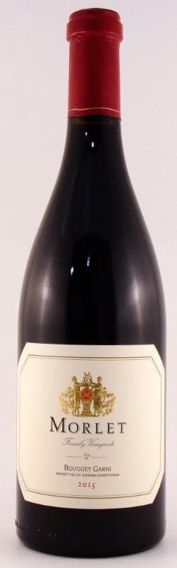 Morlet Vineyards Bouquet Garni 2015
