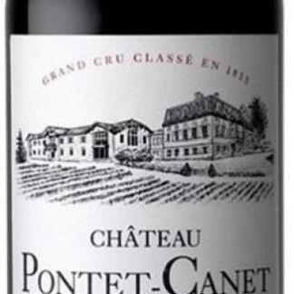 Pontet Canet 2009 Pauillac