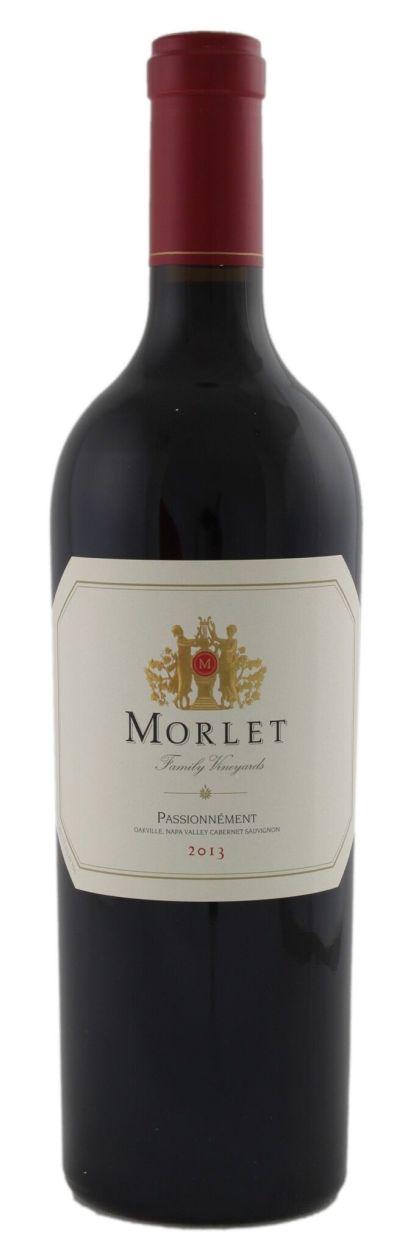 Morlet Passionnement 2013, Cabernet Sauvignon, Morlet Family Vineyards