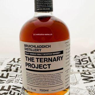 Bruichladdich The Ternary Project Single Malt Scotch Whisky