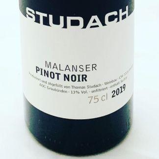 Thomas Studach Pinot Noir 2019