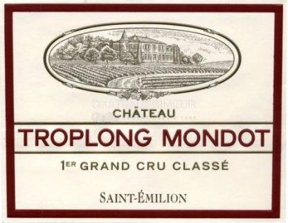 Chateau Troplong Mondot 2020