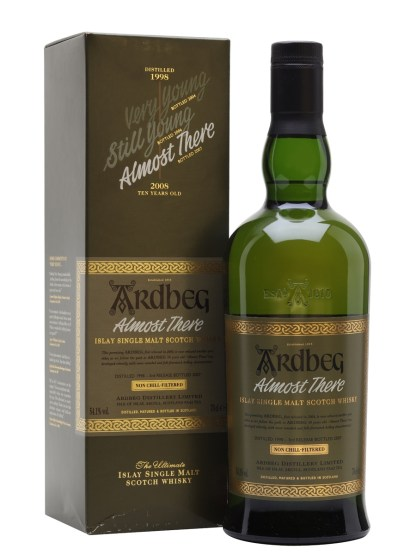 Ardbeg Almost There Islay Whisk