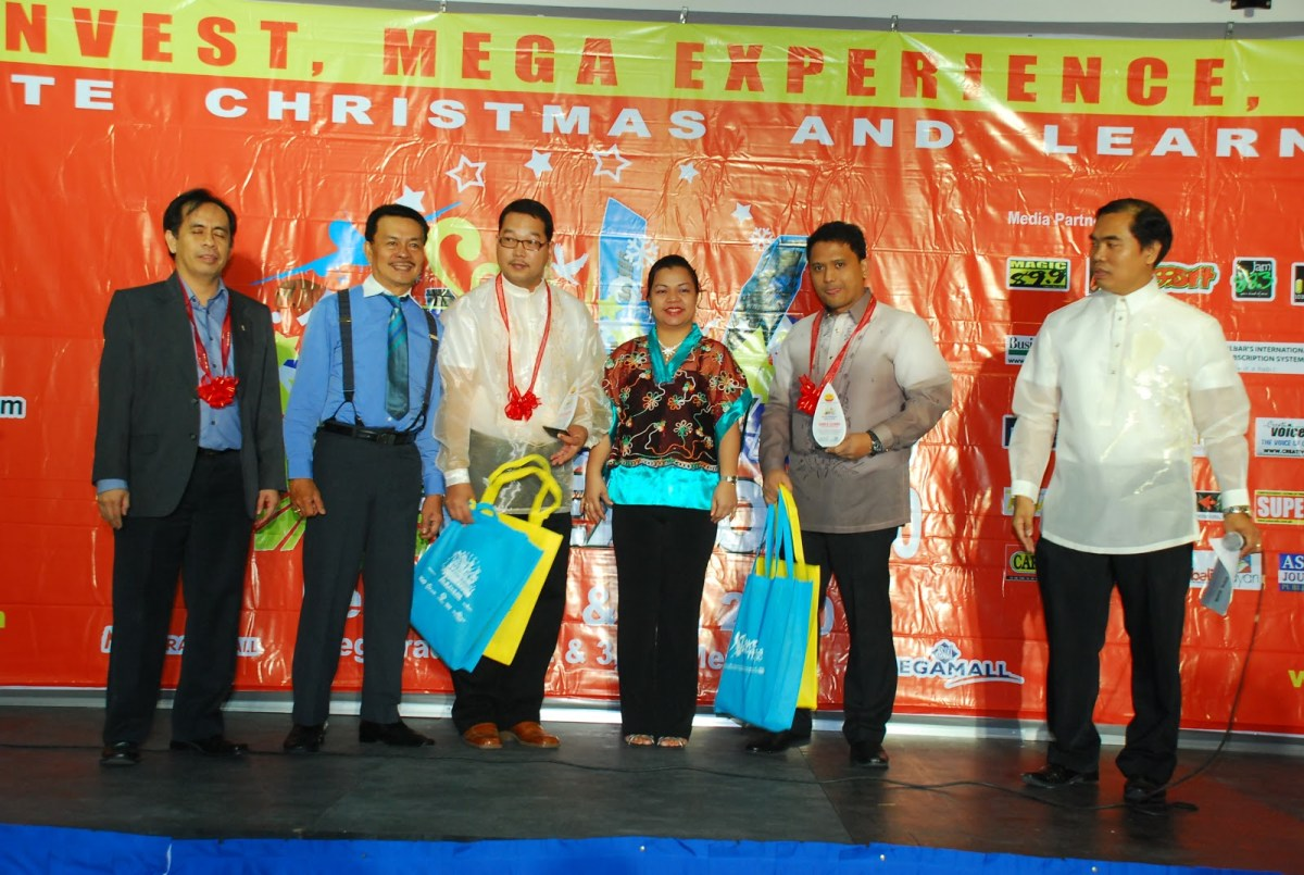 Ex-Link Events Advocacy - OFW Balikbayan Reputation Awards