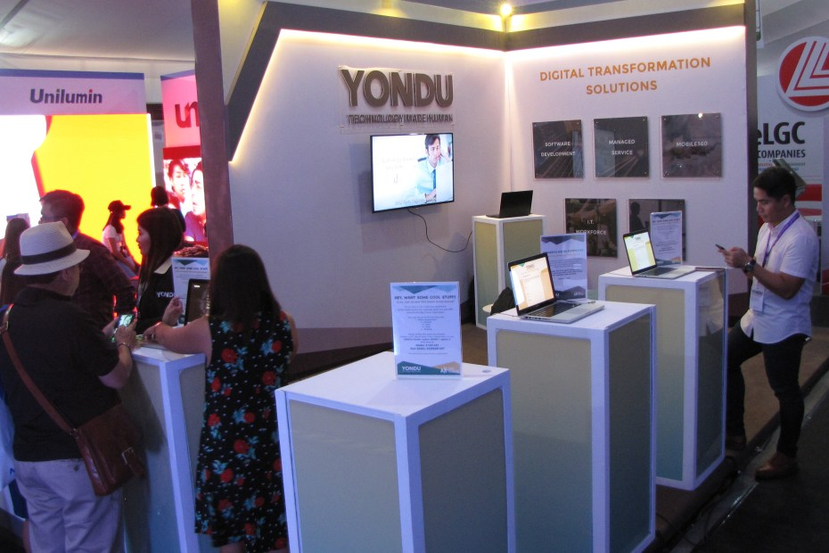 Yondu Ad Summit Pilipinas 2018 Tradex
