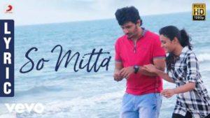 So Mitta Song Lyrics - Gorilla