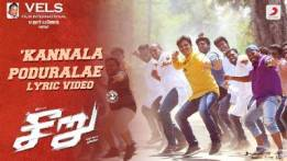 Kannaala Poduraaley Song Lyrics - Seeru
