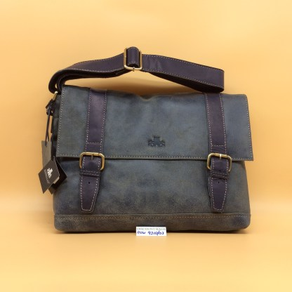 Rowallan Leather Bag. 9310/03 Brushwood