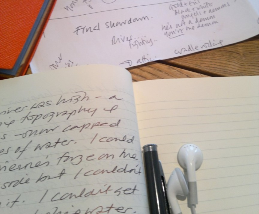 Conscious writing