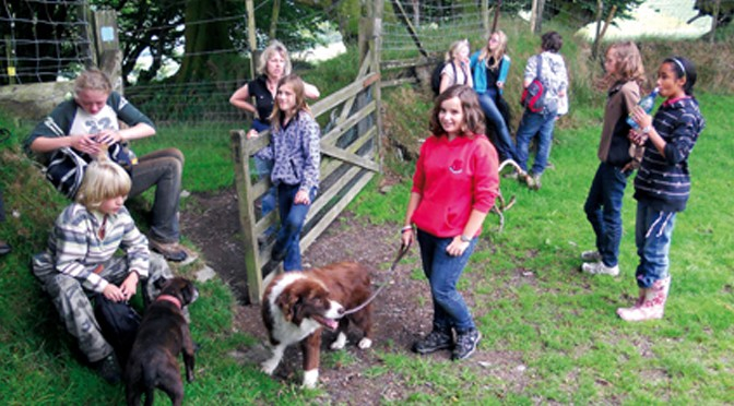 Exmoor Community Youth Club at Exford