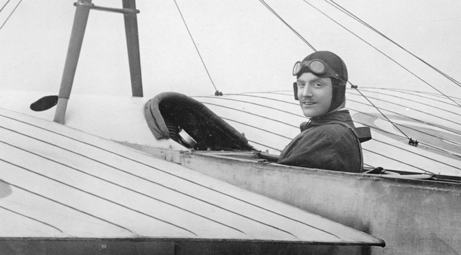 Chocks away! Magnificent Men in Their Flying Machines