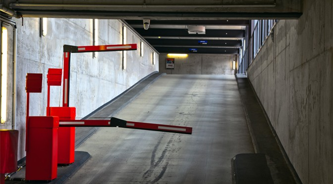 Work begins on new 'pay on exit' car parking scheme
