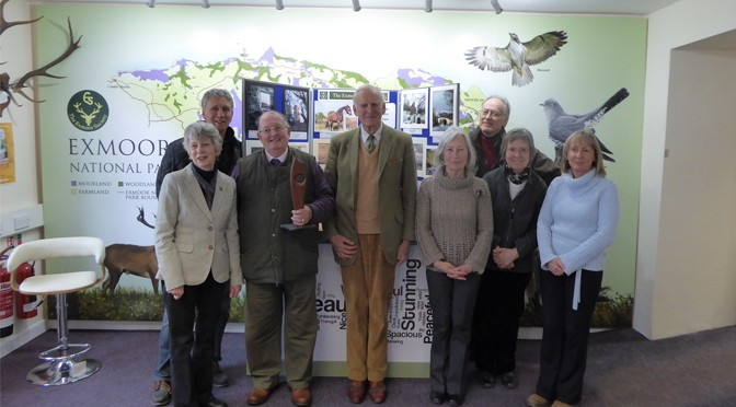 EXMOOR SOCIETY'S ALFRED VOWLES COMPETITION