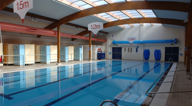 FUNDS RELEASED TO REFURBISH SOUTH MOLTON SWIMMING POOL