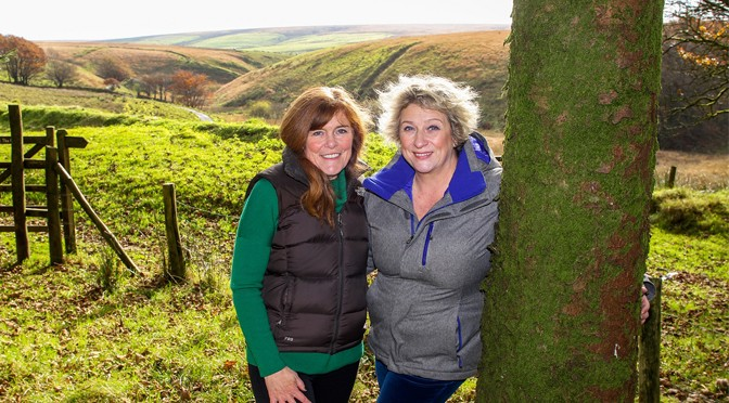 CAROLINE QUENTIN SEES THE DELIGHTS OF EXMOOR NATIONAL PARK & GRANTS AVAILABLE FOR GROUPS TO VISIT