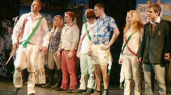 WESTGROUP YOUNG FARMERS PERFORMING ARTS COMPETITION AT REGAL THEATRE MINEHEAD