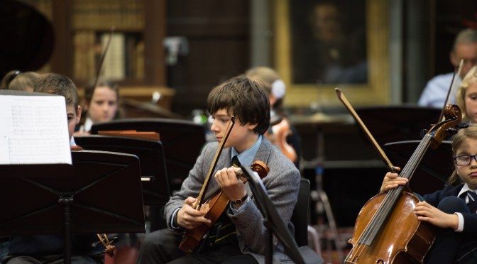MUSIC CONSERVATOIRE PLACES FOR KING'S COLLEGE STUDENTS