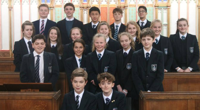 LAMDA TRIUMPHS FOR DRAMATIC WELLINGTON PUPILS