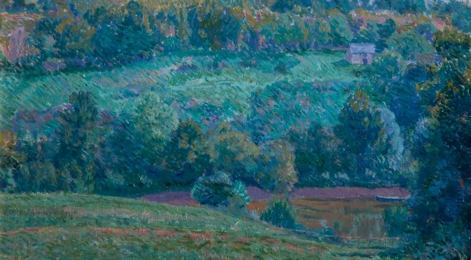 'A FRAGILE BEAUTY: ART OF THE BLACKDOWN HILLS 1909 to 1925