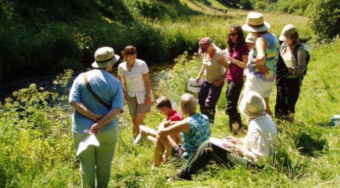 WILDLIFE TRAINING EVENTS WITH ENPA