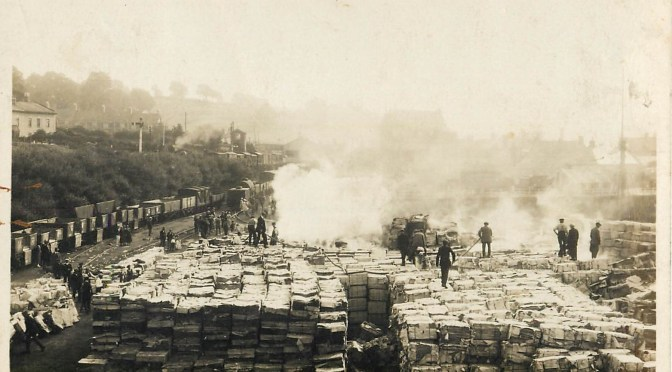 WANSBROUGH: WATCHET PAPER MILL HERITAGE EXHIBITION