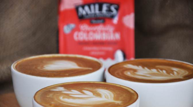 BE A BARISTA WITH MILES TEA & COFFEE