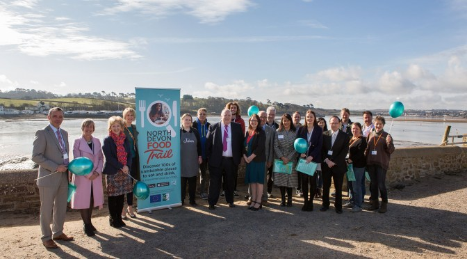 NORTH DEVON MARKETING BUREAU LAUNCHES NEW FOOD AND DRINK INITIATIVE