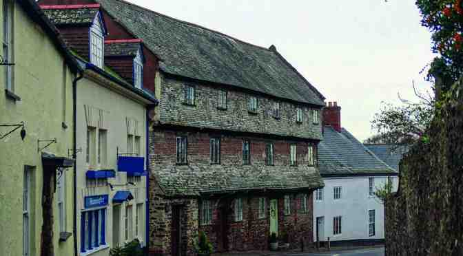 NEW INVESTIGATION INTO DUNSTER'S BUILDINGS