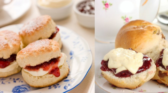 NATIONAL CREAM TEA DAY IS HERE!