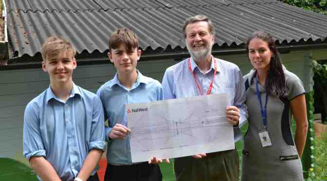 ECO-FRIENDLY PUPILS FUND COACH SUSTAINABILITY PROJECT
