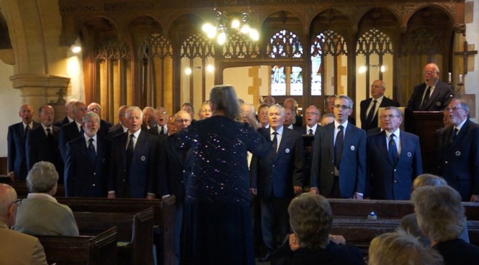 MAGICAL EVENING OF SONG AT MINEHEAD METHODIST CHURCH