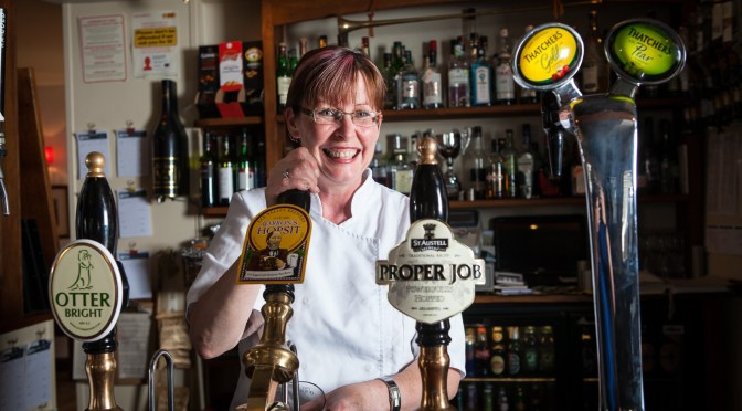 GOLDEN TIMES FOR THE SWAN IN BAMPTON AS IT RECEIVES MORE ACCOLADES