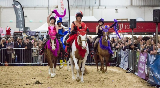 SUCCESS AT WESTCOUNTRY EQUINE FAIR