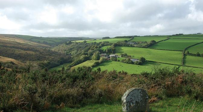 NEW BOOK ON THE TWO MOORS WAY