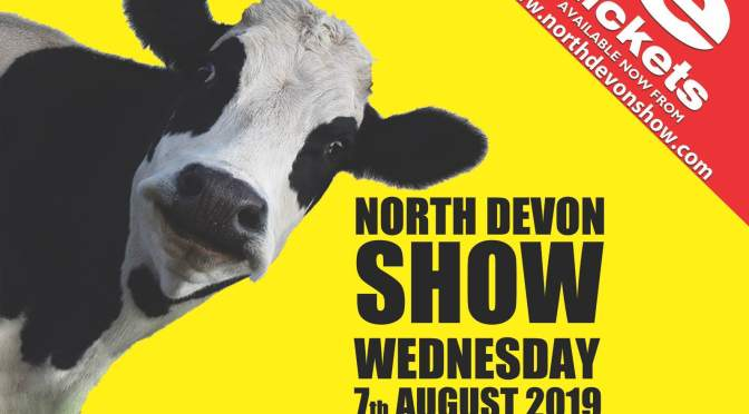 NEW E-TICKETING SYSTEM FOR NORTH DEVON SHOW