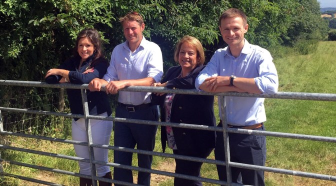 NFU TO SPONSOR EXMOOR HILL FARMING NETWORK