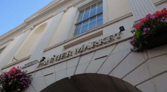 BARNSTAPLE PANNIER MARKET REOPENS FRIDAY 3 JULY
