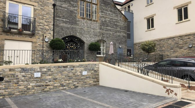 West Country Blacksmiths shortlisted for 2020 GAGA Construction Awards