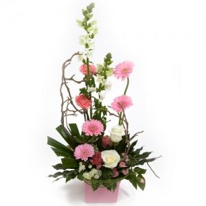 Modern Styled Flowers