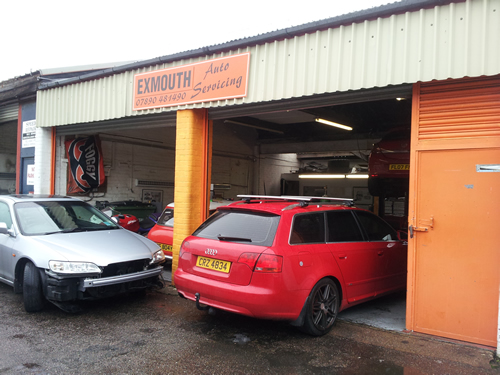 Auto Servicing Cars and Vans in Exmouth