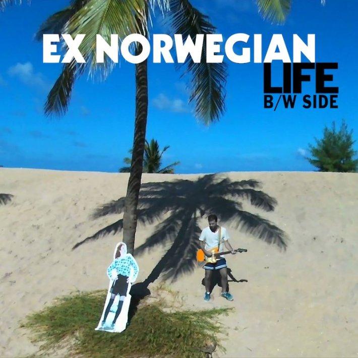 Ex Norwegian - Life single cover