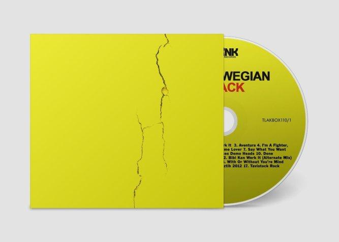 Ex Norwegian - Crack CD-R