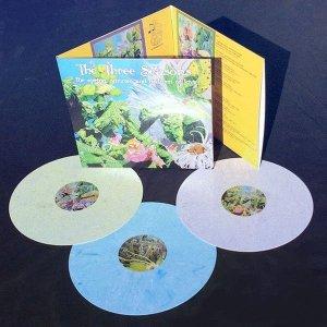 Ex Norwegian - The Three Seasons Fruits Der Mer LP set