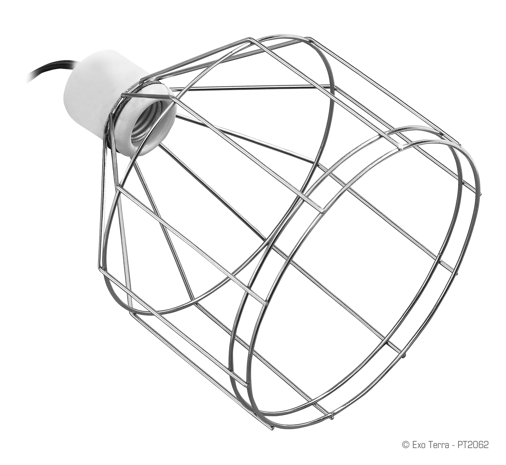 Exo Terra Wire Light Porcelain Wire Lamp Large