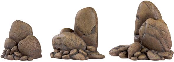 Rock Outcrops - 3 sizes