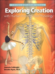 Exploring Creation with Human Anatomy and Physiology - Exodus Books