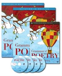 Grammar of Poetry - DVD Bundle - Exodus Books