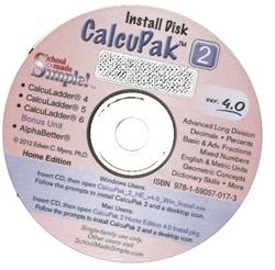 CalcuLadder MasterPak 2 CD-ROM - Exodus Books